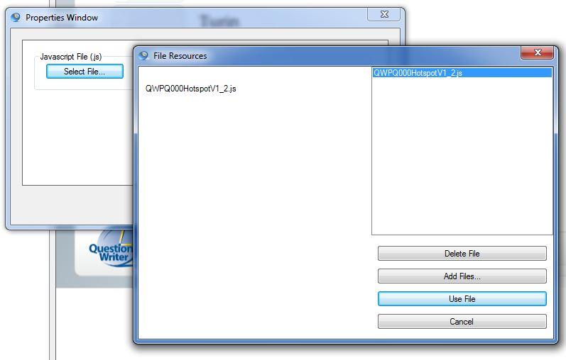 add js file