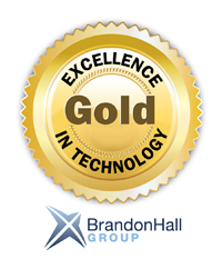 Brandon Hall Gold Award