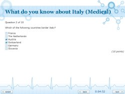 Medical Quiz Template